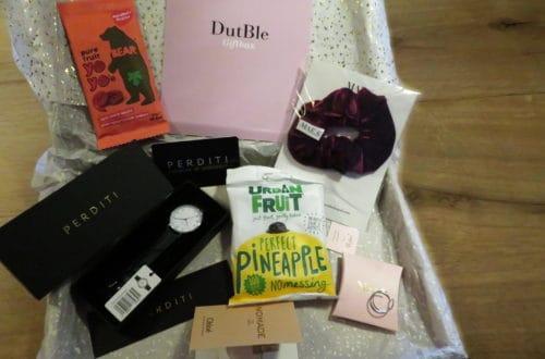Dutble box