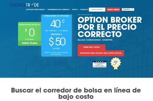 Choice Trade revisión