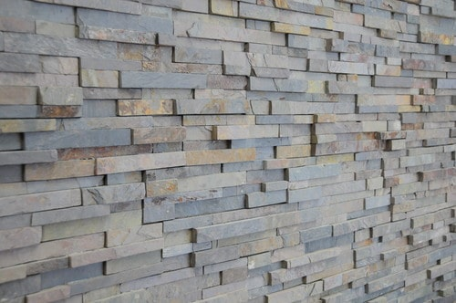 stacked slate