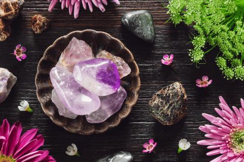 amethyst crystal manifesting
