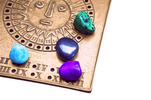astro crystals zodiac