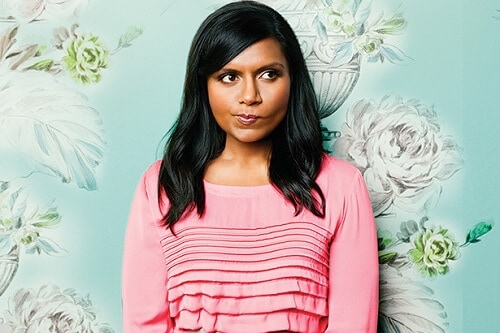 Body Image Issues? Learn from Mindy Lahiri/Kailing..