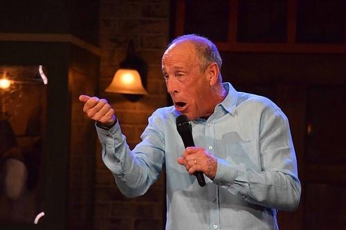 Comedian Jeff Allen