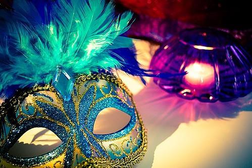 costume , mask