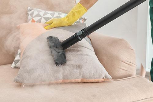 nettoyeur vapeur canapé et tissus