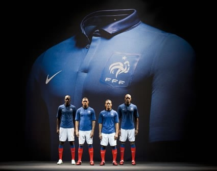 New French National Team Jersey