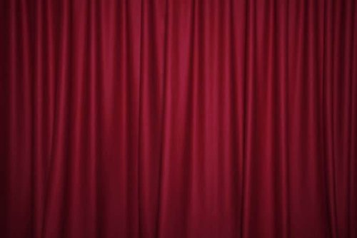 curtain, theater, entertainment