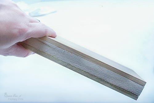 building a knife block