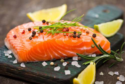Indian Foods good for the Liver - Fatty Fish