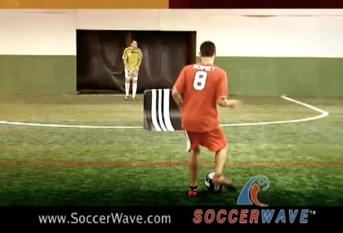 Soccer Wave