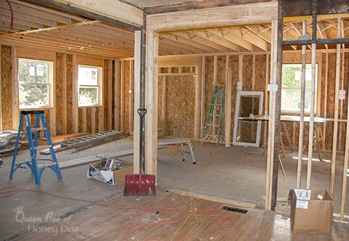 How To Frame Walls With Doorways