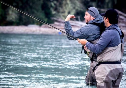 Vancouver fly fishing guide