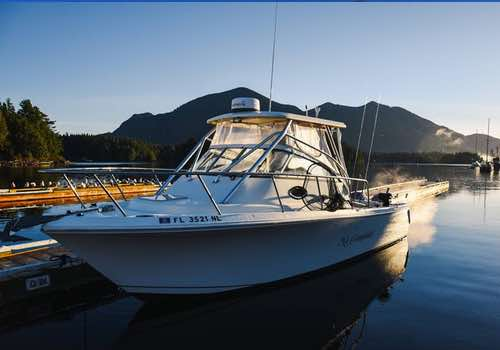 Tofino Salmon Fishing Charters