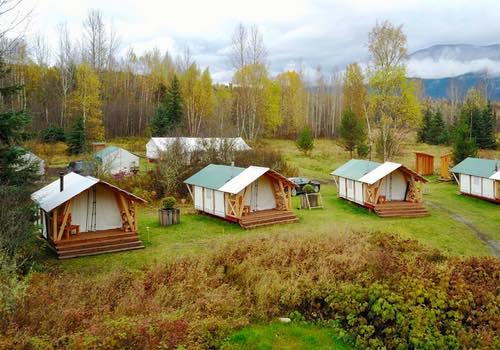 Bulkley Base Camp Fishing