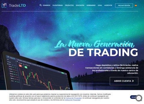 Trade Ltd revision