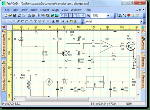 Top 5 Programas para hacer Diagramas de Circuitos Eléctricos