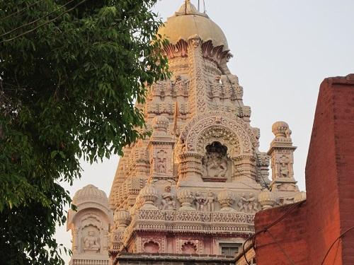 grishneshwar shiv temple in maharashtra