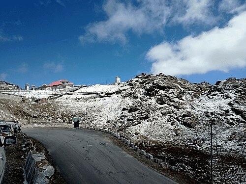 nathula pass in sikkim