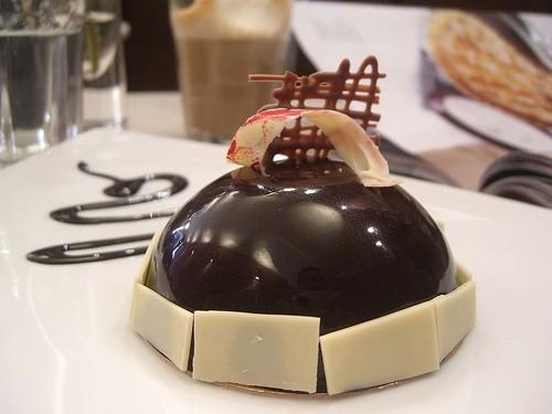 Chocolade mousse maken