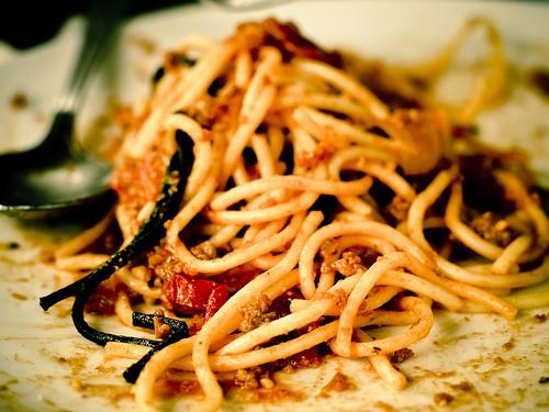 Zelf Spaghetti maken