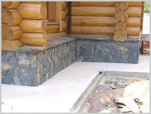Фундамент для деревянного дома: важные моменты устройства