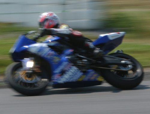 "Иван Кристоф за инициативата ""Canadian Superbike Championship"" 2005"