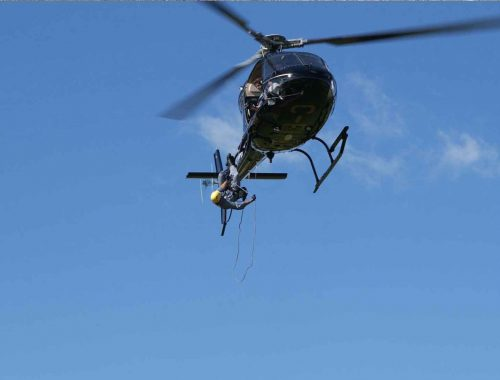 heli Golf Нашата цел е да направим първото в света над върха на света