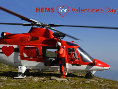 HEMS for Valentine's Day