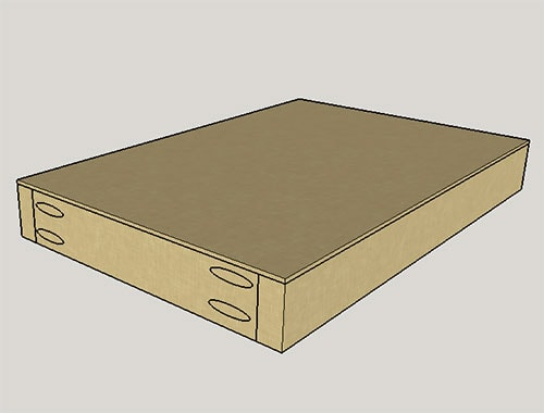 How To Make and Install a Medicine Cabinet
