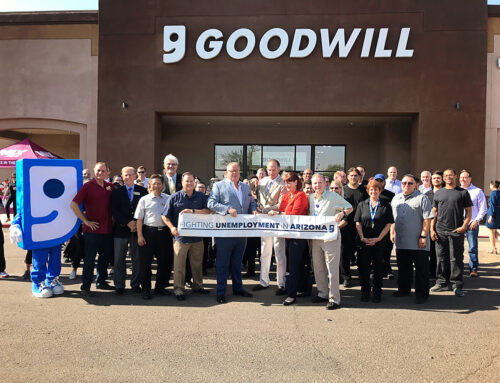 Goodwill of Central & Northern Arizona Holds Ribbon Cutting in Chandler, AZ