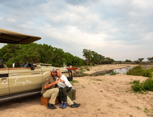 Socially Distanced Safari:  Ryan + Malaka in Tanzania September 2020