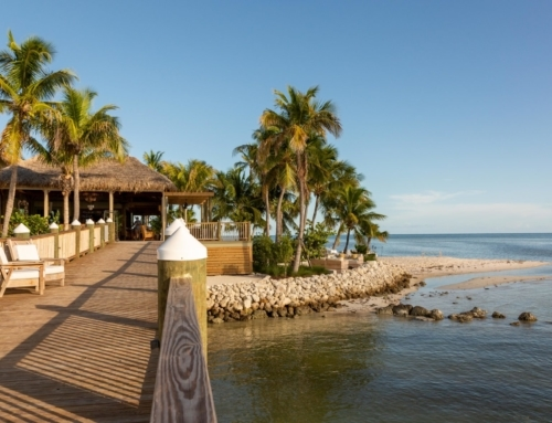 Little Palm Island in the Florida Keys is a true retreat