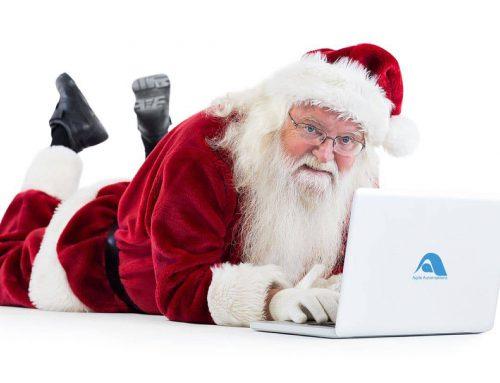 How Santa Claus innovated his enterprise using AI and robotics before Christmas