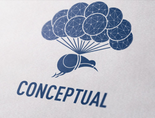 コーポレートロゴデザイン&名刺デザイン:CONCEPTUAL
