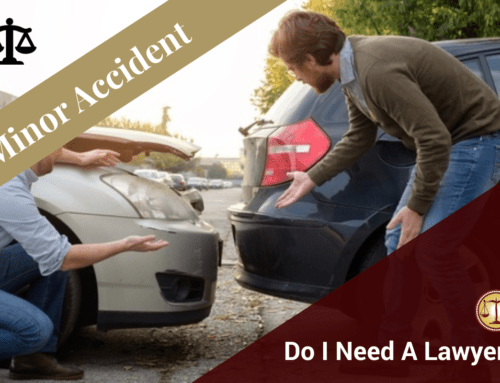 Should I Get A Lawyer For A Minor Car Accident?