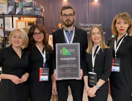 Talivenda: производитель деревянных размешивателей стал победителем конкурса инноваций