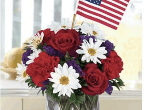 Celebrate Summer with Sunflowers, Patriotic Flowers, and More