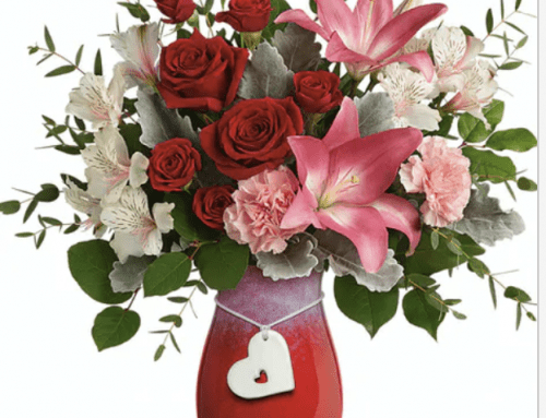 Make a Lasting Impression This Valentine's Day with Flowers and Gifts from Pugh's