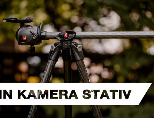 Kamera Stativ Erfahrungsbericht