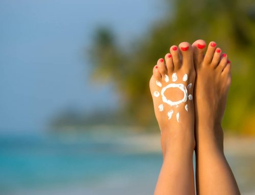 Keep your feet healthy this Summer