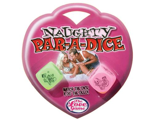 The Naughty Para-dice game