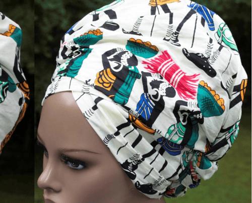 hair accessories Ankara Head Scarf