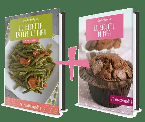 eBook Le ricette Estive di Nea + Le Ricette di Nea