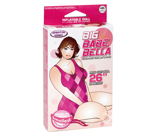 Big Babe Bella Inflatable Sex Doll
