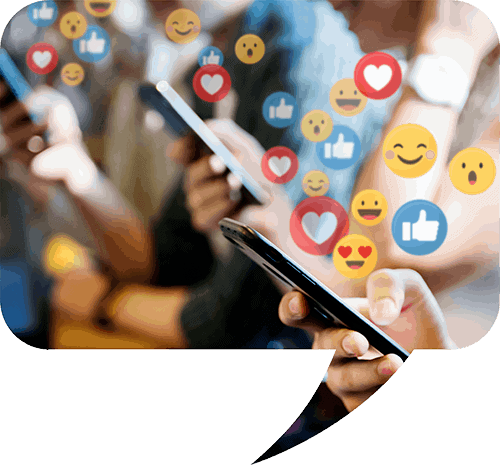 Schreiben für Social Media wie Facebook, Instagram, YouTube, Pinterest, Xing und LinkedIn. Foto: Rawpixel.com/shutterstock.com