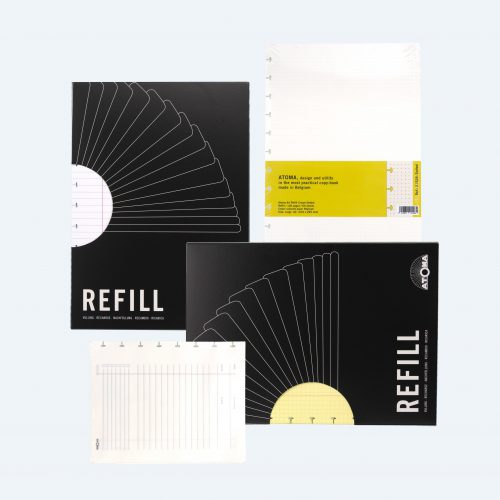 Paper and refills