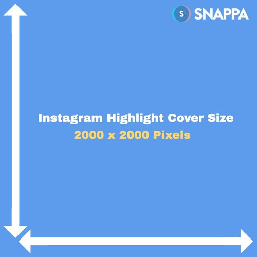 Instagram highlight cover dimensions