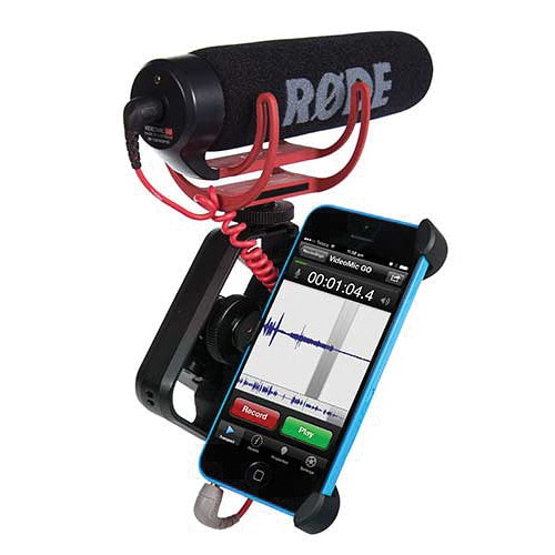 Rode SC7 3.5mm TRS to TRRS Coiled Adapter Cable for Smartphone