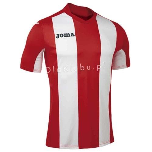 szulka piłkarska JOMA Pisa czerwono-biała