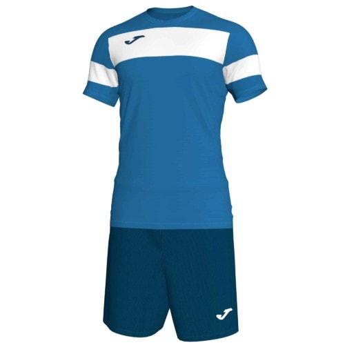 Zestaw piłkarski JOMA Academy II niebiesko biały